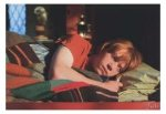 Ron in his room at Hogwarts